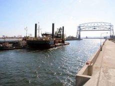 USA - Minnesota - Duluth Canal