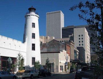 USA - Louisiana - Louisiana - New Orleans Leuchtturm