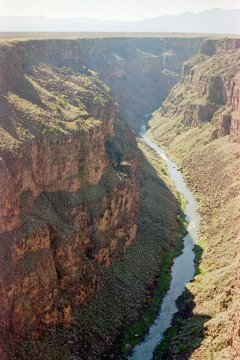 USA - New Mexico - Rio GRande