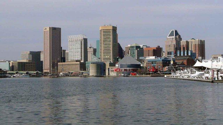 USA - Maryland - Baltimor