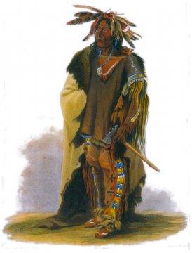 USA - North Dakota Krieger