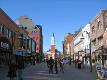 USA - Vermont - Burlington