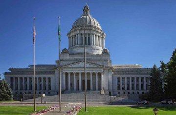 USA - Washington Capitol