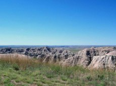 USA - South Dakota - Badlands