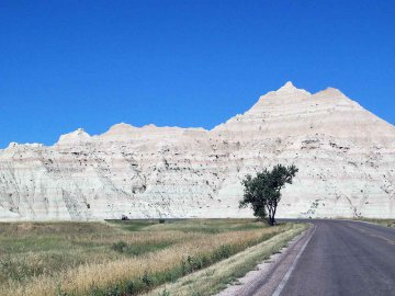 USA - South Dakota - Badlands