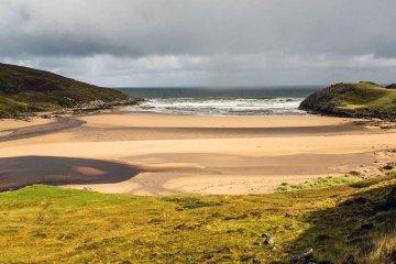 Schottland - Achininver Beach