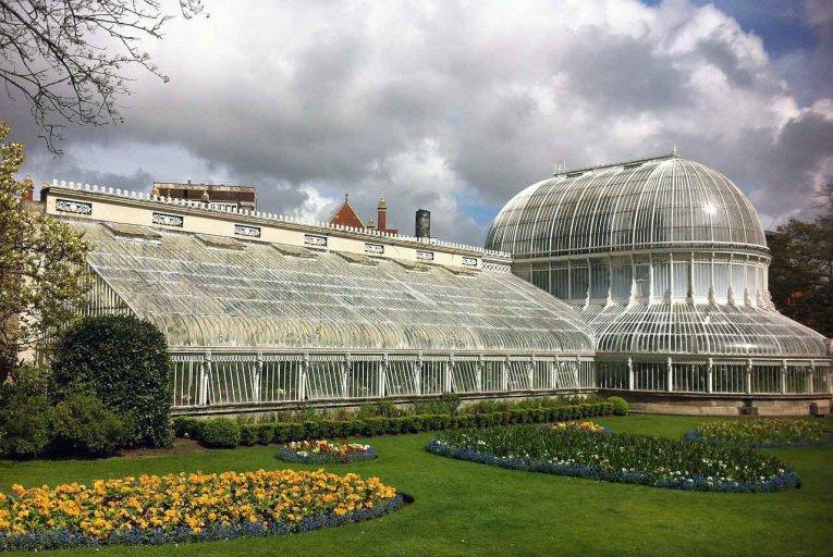 Nordirland - Belfast Botanischer Garten