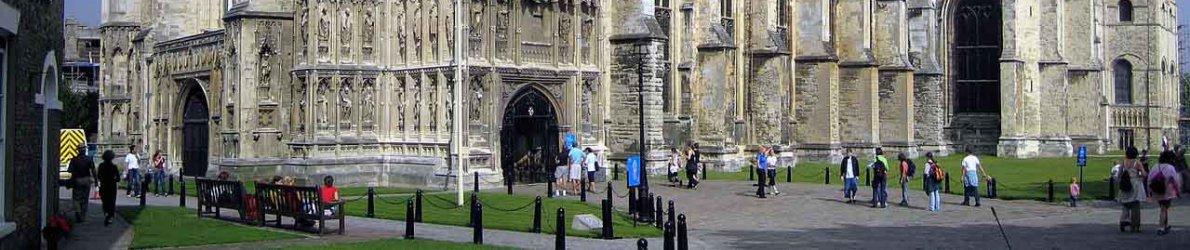 Kathedrale von Kanterbury