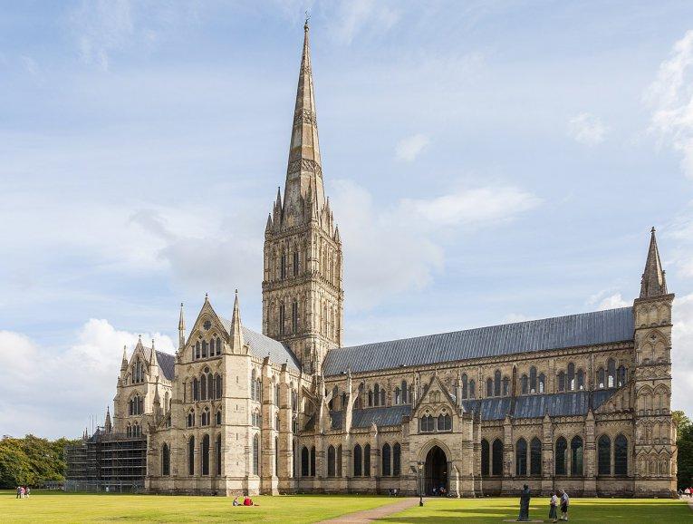 England - Kathedralen von Salesbury