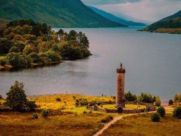 Schottland - Loch Shiel