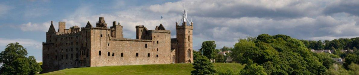Schottland - Linlightgow Palace - Geb. Mary Stuart