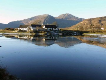 Schottland - Riverfoot Glenelg