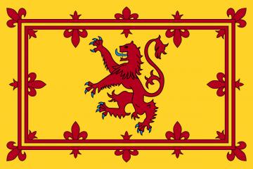 Schottland - Flagge