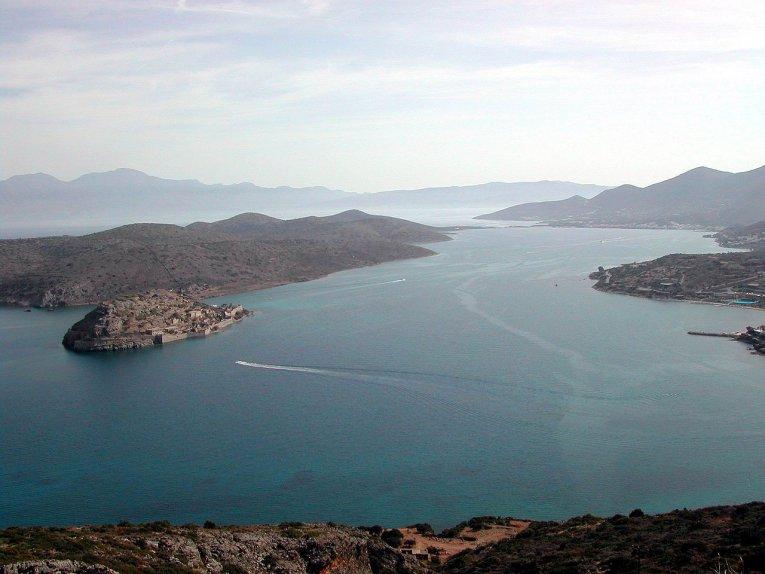 Spinalonga - Kalidon - Kreta