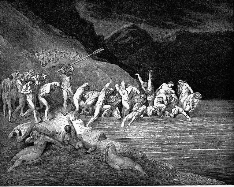 Kreta - Fahrt über den Acheron