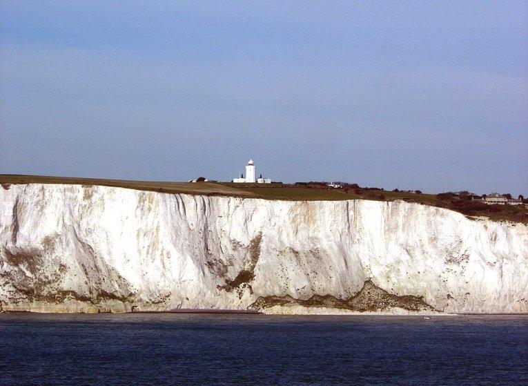 England - Klippen bei Dover