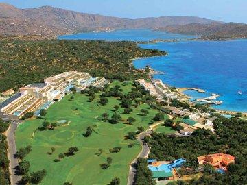 Griechenland - Kreta - Porto Elounda Golf Club