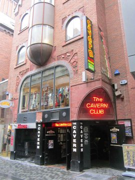 North West England - Cavern Club