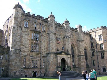 North East England - Durham Castle