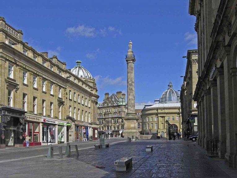 North East England - Newcastle