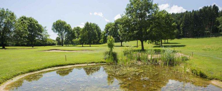 Deutschland - Bayern - Golf Club Tutzing