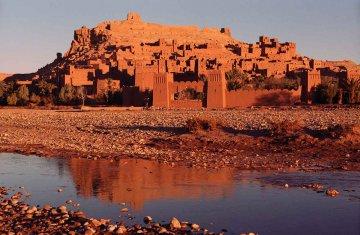 Marokko - Ait Benhaddou