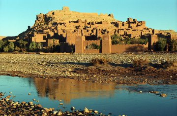 Aït-Ben-Haddou - Marokko