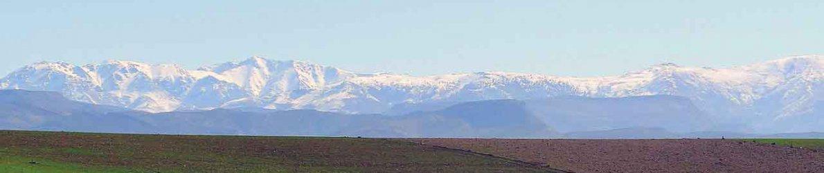 Marokko - Atlas Gebirge