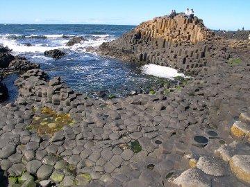 Irland - Giant's Causeway