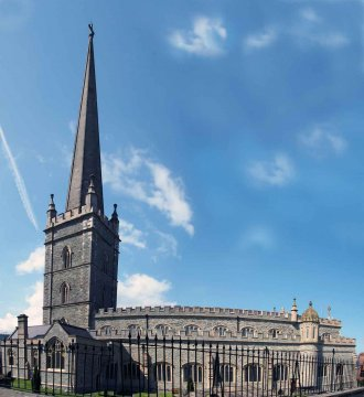 Irland - St. Columb's Cathedral