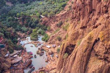 Marokko - Ouzoud