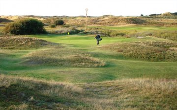 Dänemark - Fanö Golf Links