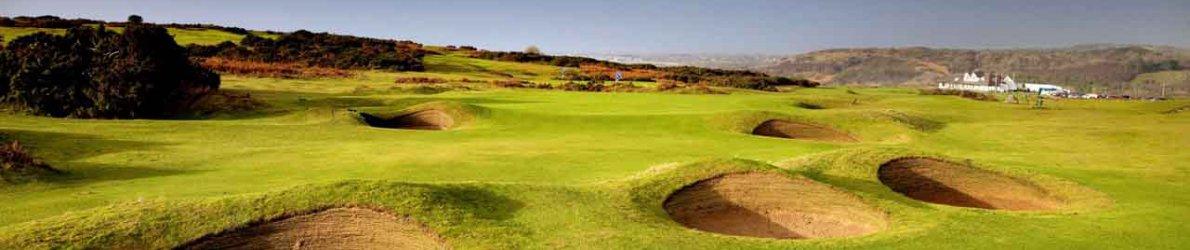Wales - Southerndown Golf Club