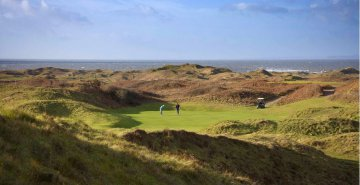 Wales - Golfclub Pyle and Kenfig