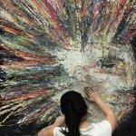 Meral Alma - Kunstausstellung Kunstakademie Düsseldorf