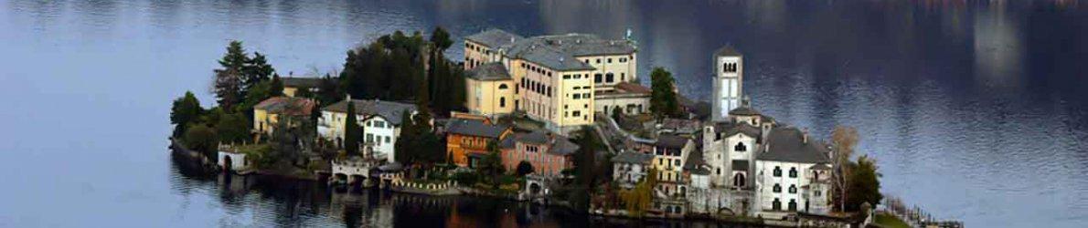 Italien - Piemont - Orta Veduta