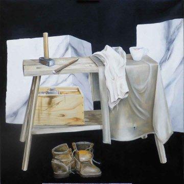 Torsten Paul - Malerei - Kurze Unterbrechung