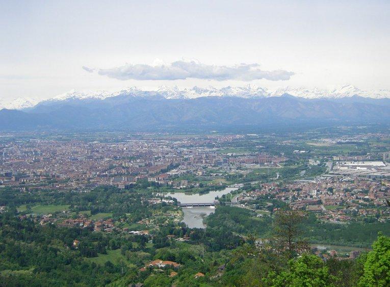 Italien - Piemont - Turin