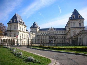 Italien - Piemont - Schloss Valentino