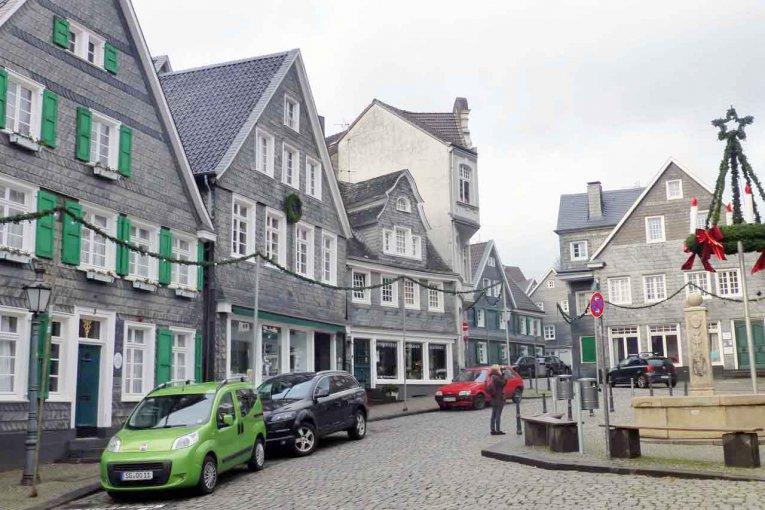 Solingen-Gräfrath - Nordrhein-Westfalen - Deutschland