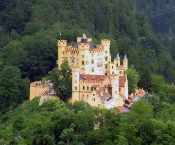 Bayern - Allgäu - Schloss Hohenschwangau