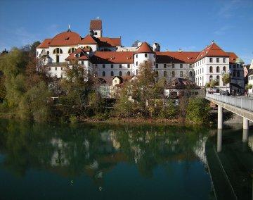 Bayern - Allgäu - Kloster St. Mang