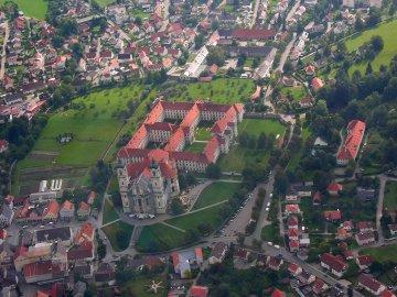 Bayern - Allgäu - Ottobeuren-Benediktinerabtei