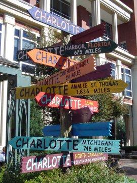 USA - Charlotte -