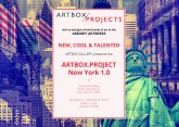Torsten Paul - Artbox Projects New York