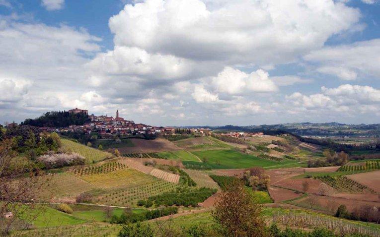 Piemont - Castello