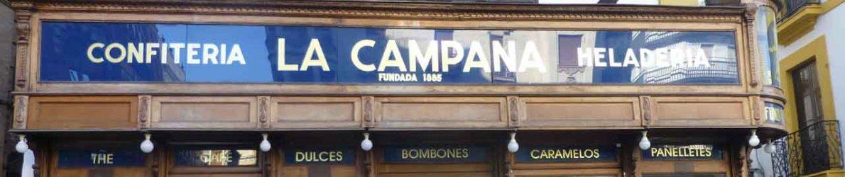 Spanien-Andalusien-Sevilla- La Campana