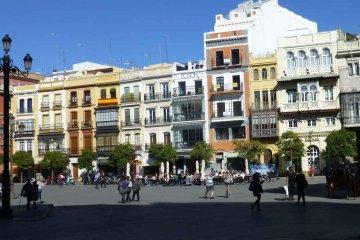 Spanien-Andalusien-Sevilla