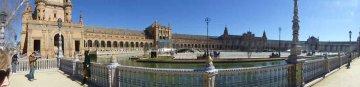 Spanien-Andalusien-Sevilla-Plaza-Espagna