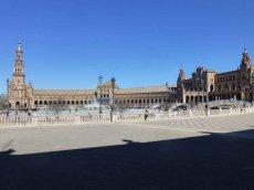Spanien-Andalusien-Sevilla-Plaza Espagna